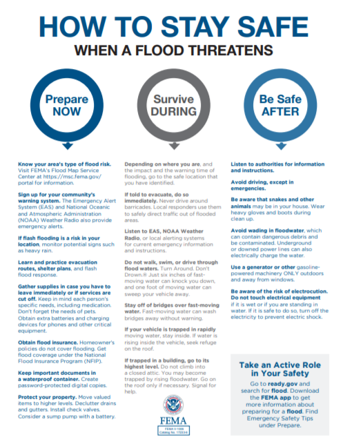 tradebe-safety-blog-flooding-fema-stay-safe-poster