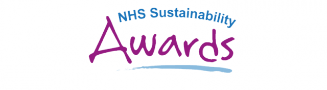 NHS Sustainability Award 2019