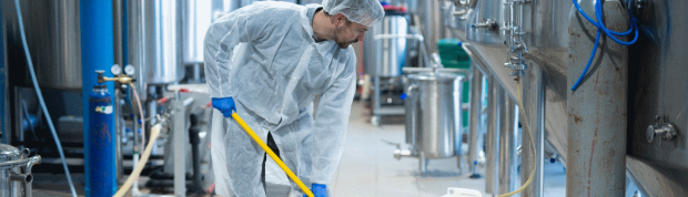 Industrial Site Cleaning Services
